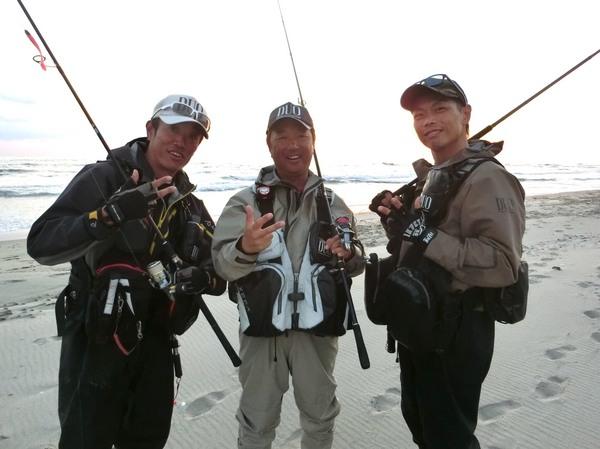 初の遠州釣行!