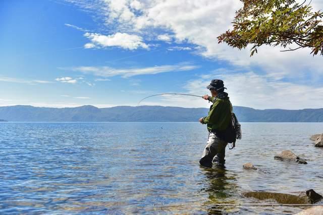 十和田湖ヒメマスレポート2018
