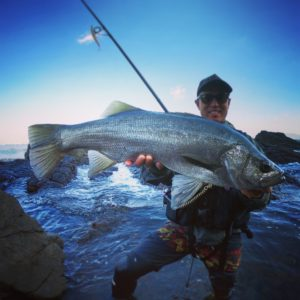 Blackfin season on the go!