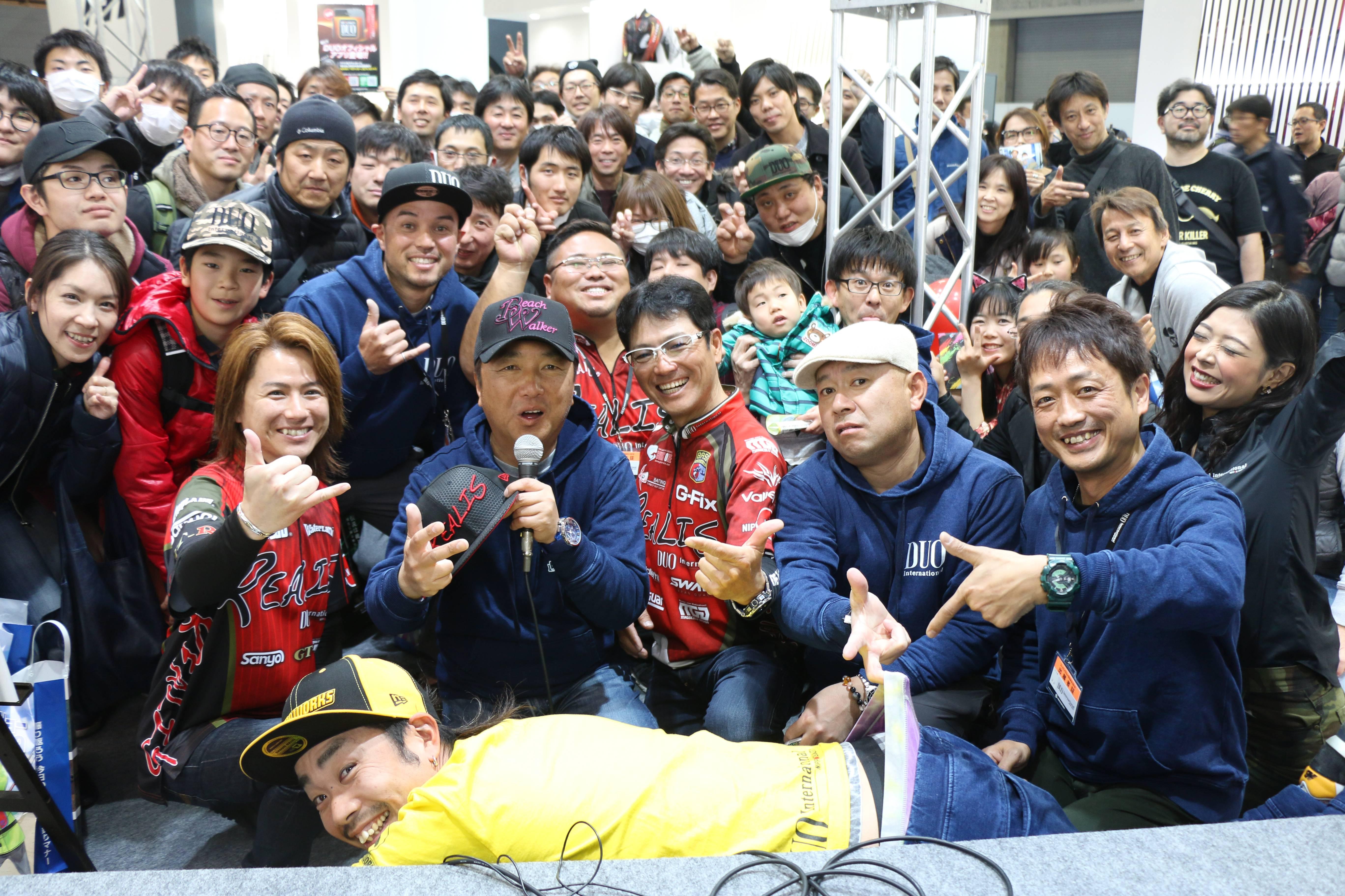 フィッシングショー大阪2019終了!!