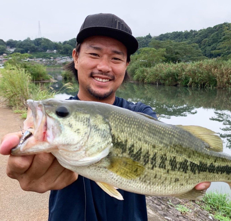 相模湖!島田湖エリアで陸っぱり!!