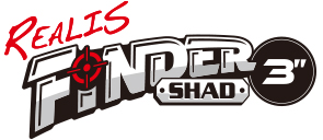 REALIS FINDER SHAD3″